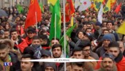 Des milliers de Kurdes du PKK ont manifesté à Strasbourg