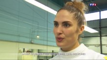 Elodie Clouvel, l'hyperactive championne de pentathlon moderne