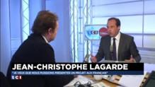 """Hollande président : """"Du rêve, on est passé au cauchemar"""" pour Jean-Christophe Lagarde"""