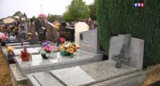 Le 13 heures du 4 août 2015 : Profanation de cimetière en - 212