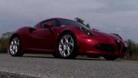 Plein Phare Essai Alfa Romeo 4C Automoto 2013
