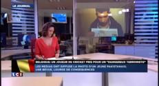 Bruxelles: un joueur de cricket pris pour un terroriste