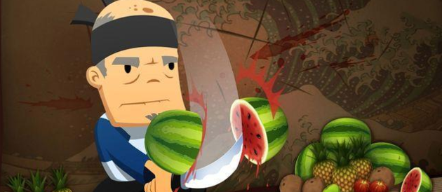 fruit ninja photo