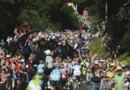 Image d'archive du tour de France 2012