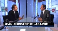 """Jean-Christophe Lagarde : """"L'UDI n'est pas là pour choisir entre deux candidats de l'UMP"""""""