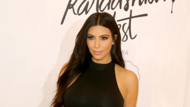 Kim Kardashian à Sao Paulo le 11 mai 2015