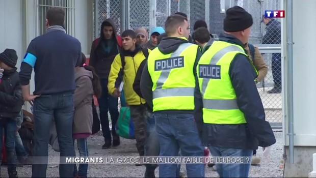 Migrants : la Grèce, maillon faible de l'Europe ?