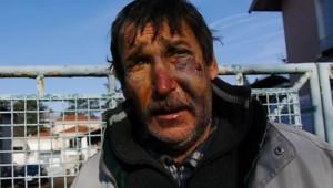 Philippe Layat agression Grand stade Lyon