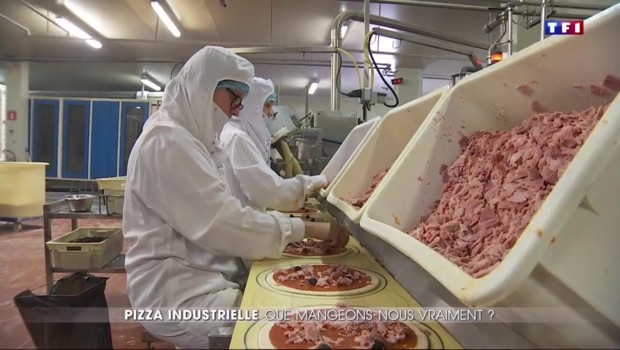 Pizza industrielle : les secrets de fabrication