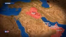 Quel est le dispositif militaire français en Irak ?