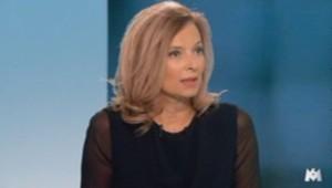 Valérie Trierweiler sur M6 le 1er septembre 2013