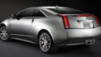 Cadillac CTS Coupé : présentation au salon de Los Angeles