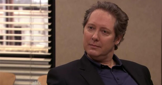 James Spader - The Office saison 8