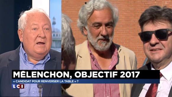 """""""Jean-Luc Mélenchon ne fera pas mieux en 2017"""" affirme Gérard Carreyrou"""