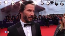 Keanu Reeves, honoré de lancer le festival du cinéma américain de Deauville