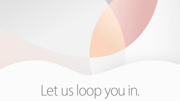 Apple veut nous tenir au courant lors de sa prochaine keynote