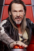 Florent Pagny sera  nouveau prsent sur l'mission The Voice 2 en tant que coach.