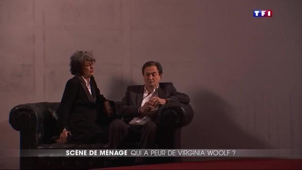 """""""Qui a peur de Virginia Woolf ?"""" Une pièce en règlement de compte"""
