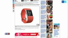 """Elle affirme avoir été violée : une Américaine trahie par son bracelet """"Fitbit"""""""