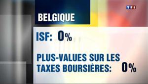Exilés fiscaux : pourquoi la Belgique ?
