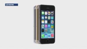 L'Iphone 5S d'Apple