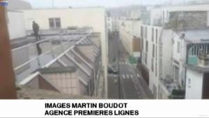 """Le 13 heures du 7 janvier 2015 : Le siège de Charlie Hebdo attaqué : les terroristes ont crié """"Allah Akbar"""" - 1075.333"""