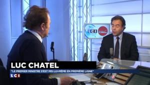 """Luc Chatel : """"Le Premier ministre cède à la panique"""""""