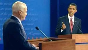 mccain obama premier débat
