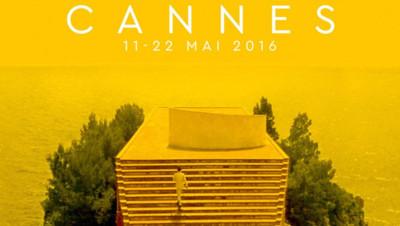 Affiche du 69e Festival de Cannes 2014