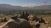 Fin décembre, il ne restera plus que 1500 militaires français sur le terrain. Mais en attendant, certains patientent encore dans quelques bases avancées, comme celle de Nijrab, dans la vallée très dangereuse de la Kapisa. Reportage.