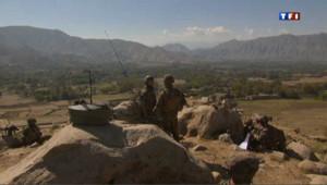 Afghanistan : l'armée française toujours en première ligne