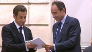 Jean-François Copé Nicolas Sarkozy