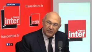 "Qui sera le patron de Bercy ? ""C'est la mauvaise question"" selon Sapin"