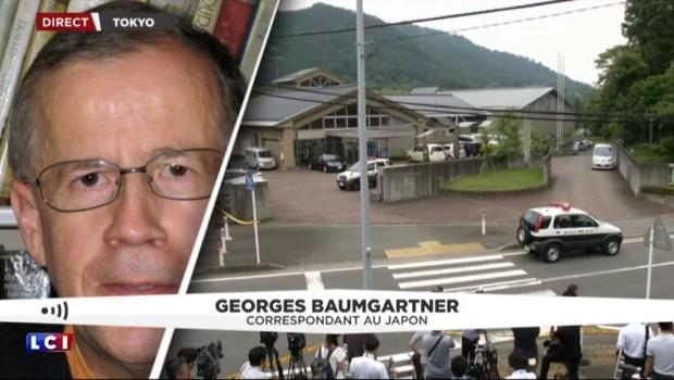 """Attaque au couteau au Japon : l'assaillant voulait """"débarasser le monde des handicapés mentaux"""""""
