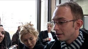 Bruno Wiel, agressé en 2006 et laissé pour mort parce qu'il était homosexuel (27/01/2011)