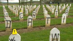 cimetière profanation arras