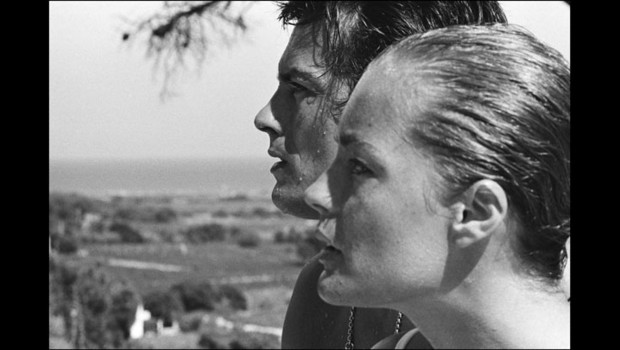 Expo romy schneider ses plus belles images for Alain delon romy schneider la piscine