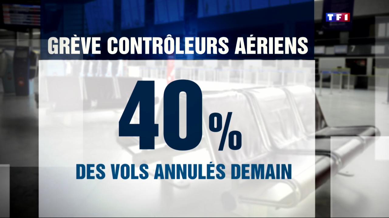 greve controleurs aeriens