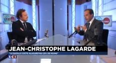 """Rafale : """"La France l'a vendu parce qu'il coûte 25% de moins"""" dit Jean-Christophe Lagarde"""