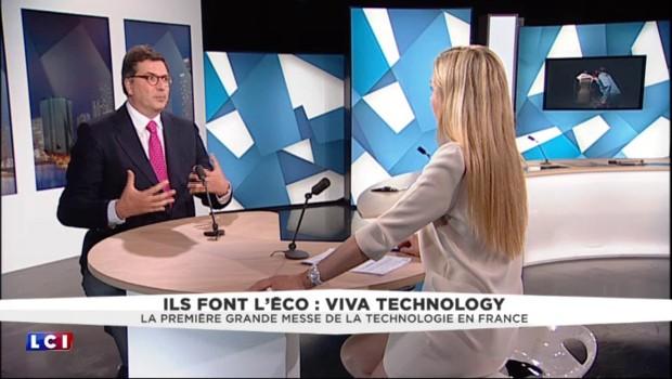 Viva Technology: peindre en 3D, une petite révolution