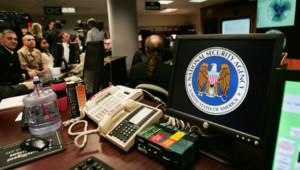 Archives : un ordinateur de la NSA à Fort Meade (Maryland), le siège de l'Agence.