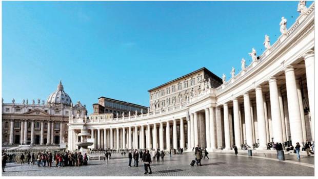 Capture écran Le Figaro / Le Vatican se protège des graffitis grâce à une PME française.