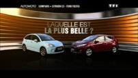 Comparo : Nouvelle Citroën C3 / Ford Fiesta
