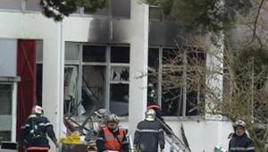 Explosion d'Ecole supérieure de Chimie à Mulhouse (TF1/LCI)