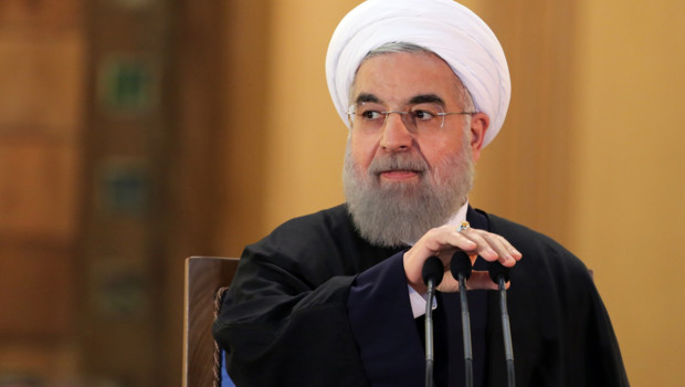 Hassan Rohani Iran président iranien