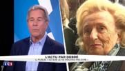 """Jean-Louis Debré / Bernadette Chirac : """"Le procureur"""" car """"elle fait volontiers des réquisitoires"""""""