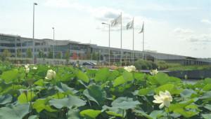 Technocentre Renault à Guyancourt