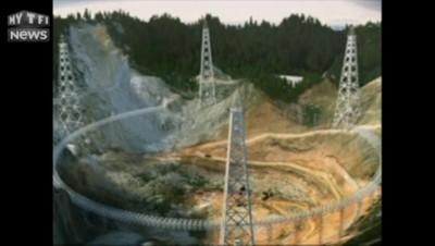 Vers l'infini et au-delà...le plus grand radiotélescope au monde made in China