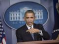 Barack Obama en conférence de presse à la Maison Blanche le 19 décembre 2014