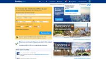 Booking.com, site réservations d'hôtels